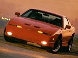 Pontiac Firebird Trans Am GTA 1987 wallpapers