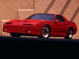 Pontiac Firebird Trans Am GTA 1990 pictures