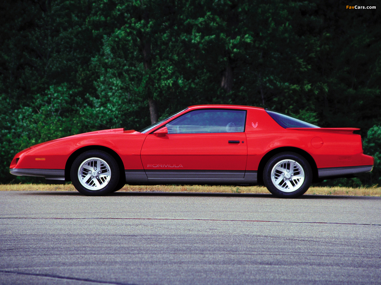 Pontiac Firebird Formula 1990 wallpapers (1280 x 960)