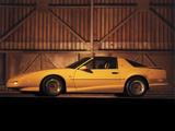 Pontiac Firebird Trans Am GTA T-Roof 1991–92 images