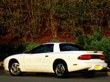 Pontiac Firebird 1993–97 photos