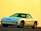 Pontiac Firebird 1998–2002 wallpapers
