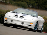 Pontiac Firebird Trans Am Convertible 30th Anniversary 1999 images