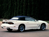 Pontiac Firebird Trans Am Convertible 30th Anniversary 1999 pictures