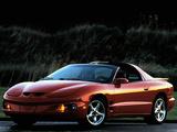 Pontiac Firebird Formula 1999 wallpapers