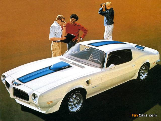 Pontiac Firebird photos (640 x 480)