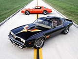 Pontiac Firebird photos