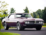 Pontiac Firebird 400 1968 wallpapers