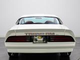 Hurst Pontiac Firebird Trans Am T/A 6.6 W72 T-Top 1977–78 wallpapers