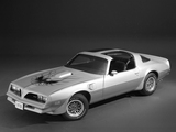 Pontiac Firebird Trans Am Gold Special Edition 1978 wallpapers