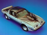 Pontiac Firebird Trans Am T/A 6.6 L78 10th Anniversary 1979 wallpapers