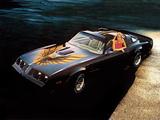Pontiac Firebird Trans Am T/A 6.6 L78 T-Top 1979 wallpapers