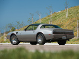 Pontiac Firebird Trans Am T/A 6.6 L78 10th Anniversary 1979 wallpapers