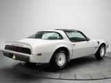 Pontiac Firebird Trans Am Turbo 1980 wallpapers