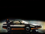 Pontiac Firebird Recaro Trans Am 1982–84 wallpapers