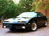 Pontiac Firebird Trans Am GTA T-Roof 1989 wallpapers