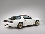 Pontiac Firebird Trans Am Turbo 1989 wallpapers