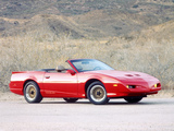 Pontiac Firebird Trans Am Convertible 1991–92 wallpapers