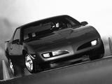 Pontiac Firebird Formula Firehawk by SLP 1991–92 wallpapers