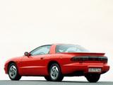 Pontiac Firebird 1993–97 wallpapers