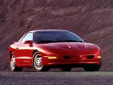 Pontiac Firebird Formula 1993–97 wallpapers