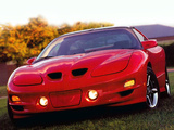 Pontiac Firebird Trans Am Firehawk by SLP 1999–2002 wallpapers