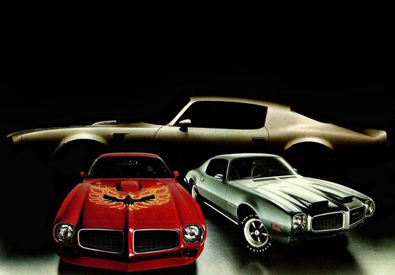 Pontiac Firebird Wallpapers