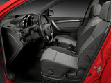 Images of Pontiac G3 Hatchback (T250) 2008–09