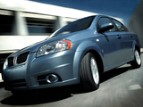 Pictures of Pontiac G3 Sedan (T250) 2007–09