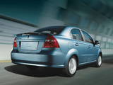 Pontiac G3 Sedan (T250) 2007–09 photos