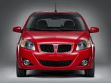 Pontiac G3 Hatchback (T250) 2008–09 images
