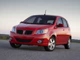Pontiac G3 Hatchback (T250) 2008–09 photos