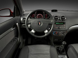 Pontiac G3 Hatchback (T250) 2008–09 wallpapers