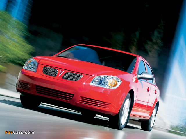 Pictures of Pontiac G5 2006–09 (640 x 480)