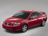 Pontiac G5 XFE 2008–09 images