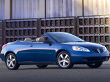 Images of Pontiac G6 Convertible 2006–09