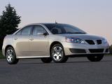 Images of Pontiac G6 Sedan 2009