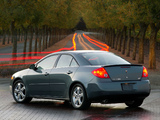 Pictures of Pontiac G6 Sedan 2005–09