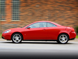 Pictures of Pontiac G6 GT Convertible 2006–09
