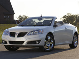 Pictures of Pontiac G6 Convertible 2009