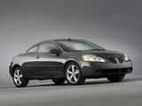 Pontiac G6 Coupe 2006–09 wallpapers