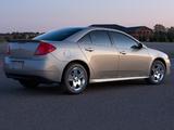 Pontiac G6 Sedan 2009 pictures