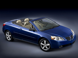 Pontiac G6 GT Convertible 2006–09 wallpapers