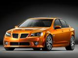 Images of Pontiac G8 GXP 2008–09