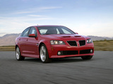 Photos of Pontiac G8 GT 2008–09