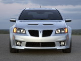 Photos of Pontiac G8 GXP 2008–09