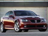 Pictures of Pontiac G8 2007–09