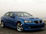 Pictures of Pontiac G8 GT 2008–09