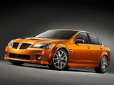 Pictures of Pontiac G8 GXP 2008–09