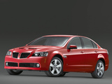 Pontiac G8 GT 2008–09 photos